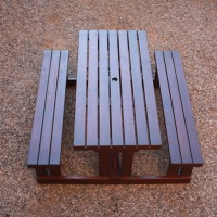 Classic Bench – No Backrest