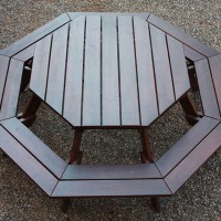 Octagonal Bench – Octa Entertainer