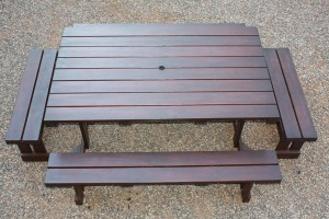Royal Bench No Backrest