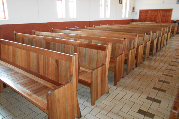 Church Pews Benches Select